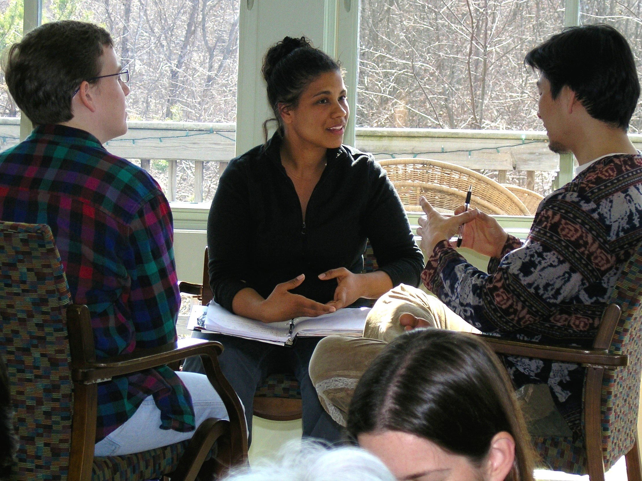 Beyond Diversity 101 – January 3-8, 2015 (Chester, CT)
