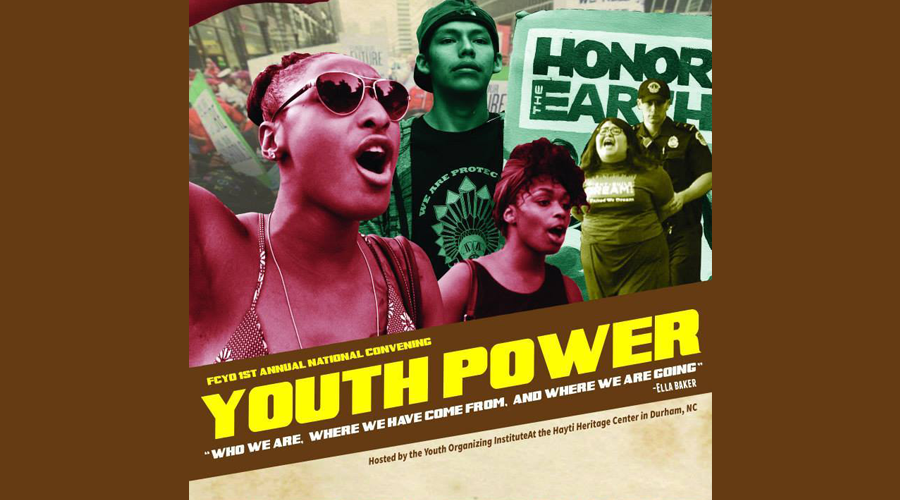 Ten Amazing Things Young People Did Together At The #YouthPower2015 FCYO National Convening