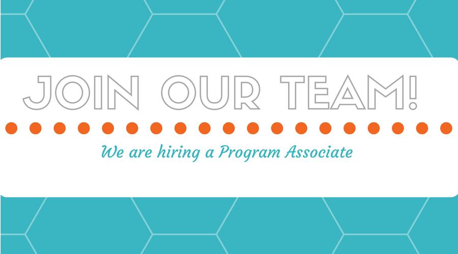 Position Opening: Program Associate