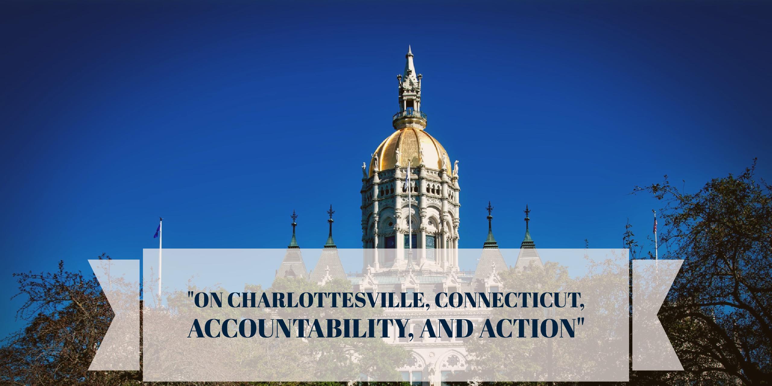 PFF's Charlottesville Statement