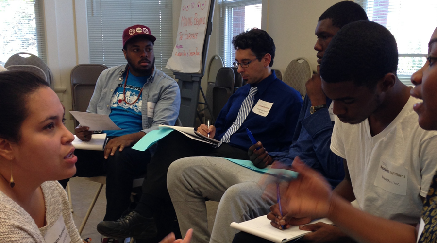 Training opportunity: Creating Space for Youth Voices to Lead