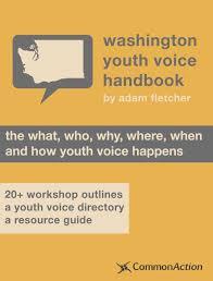 Washington Youth Voice Handbook